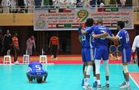 تأهل خمسة أندية لربع نهائي البطولة العربية للطائرة