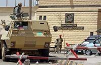 معتقل مصري بسجن العقرب يحاول الانتحار بسبب التعذيب