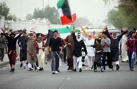 """الكويت.. مواجهات عنيفة بين الشرطة و """"البدون"""""""
