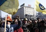"""أوكرانيا و""""الربيع العربي"""""""