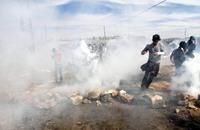 عشرات الإصابات بمواجهات مع قوات الاحتلال بالضفة