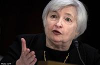 يلين: ارتفاع مبررات رفع الفائدة الأمريكية مع التحسن الاقتصادي
