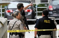 إطلاق نار في جورجيا الأمريكية يودي بحياة ضابط شرطة