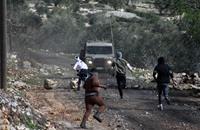 مواجهات وإصابات باقتحام الجيش الإسرائيلي للضفة