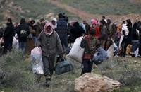 مبادرة لإعادة لاجئين سوريين من لبنان إلى ضواحي دمشق
