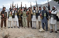 """الناطق باسم طالبان: """"داعش"""" يخدم الأمريكان وحكومة كابول"""