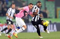 أودينيزي يهزم فيورنتينا بنصف نهائي كأس إيطاليا