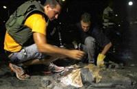 """إطلاق ثلاثة صواريخ من غزة على عسقلان جنوب """"إسرائيل"""""""