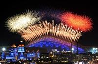 انطلاق الألعاب الأولمبية الشتوية الـ 22 بسوتشي
