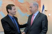 """رئيس حزب العمل الإسرائيلي يؤيد """"يهودية الدولة"""""""