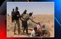 تنظيم الدولة يعدم 5 ضباط عراقيين رميا بالرصاص