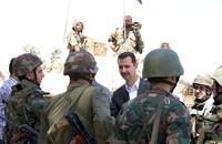 الإعلام الإسرائيلي: الأسد منحنا ضوءا أخضر لمواصلة قصف سوريا