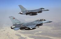 المقاتلات الأردنية تستأنف القصف على تنظيم الدولة