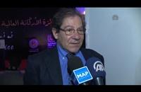 """البرتغالي غوديس يحوز جائزة """"الأركانة العالمية"""" للشعر بالمغرب (فيديو)"""