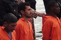 """حماس"": ذبح المصريين في ليبيا ""تشويه للإسلام"""