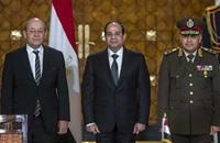 بعد قصفه ليبيا.. السيسي حليف للغرب