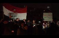 وقفات بالشموع في عواصم عربية تضامنًا مع ضحايا مصريين
