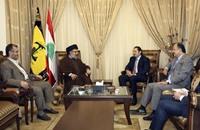 """حزب الله و""""المستقبل"""" يبحثان استراتيجية مكافحة الإرهاب"""