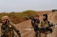 تنظيم الدولة يقترب من السيطرة على ناحية البغدادي