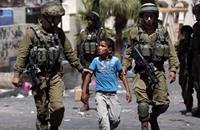 الاحتلال يعتقل 6 آلاف طفل فلسطيني منذ عام 2015