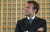 ماكرون أصغر رئيس لفرنسا يدخل الإليزيه من أوسع أبوابه