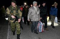 تبادل أسرى بين أوكرانيا والانفصاليين الموالين لروسيا
