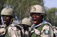 """الجيش النيجيري يحرر 400 رهينة لدى """"بوكو حرام"""""""