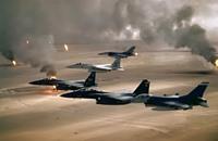 طائرات التحالف تقتل وتصيب 47 مدنيا عراقيا غربي الرمادي