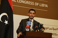 المؤتمر الليبي يعتزم مقاضاة مصر لقتلها مدنيين بدرنة