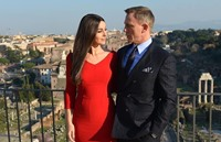 """تصوير الجزء المقبل من سلسلة """"جيمس بوند"""" يتم في روما"""