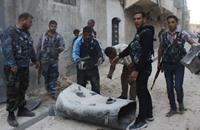 رايتس ووتش: صور فضائية لـ1450 موقعًا دمرتها براميل الأسد