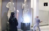 إيران تبدي استعدادها للحفاظ على الآثار العراقية