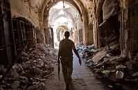 مدنيو حلب بانتظار مصير مجهول على جبهات القتال الأمامية