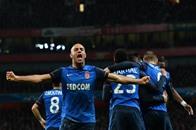 موناكو يستعد لأرسنال بالفوز بثلاثية في الدوري الفرنسي