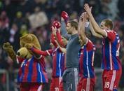 بطولة ألمانيا: بايرن يحلق في الصدارة