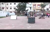"""""""الباركور"""" تجد عشاقاً بالمغرب.. القفز على حاجز الخوف (فيديو)"""