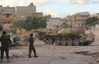 مقتل اثنين وإصابة 20 بانفجار سيارة مفخخة في بنغازي