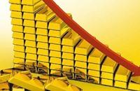 أسعار الذهب تتراجع وسط مخاوف بشأن اليونان