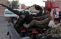 معارك ضارية بين الجيش اليمني والحوثيين في تعز