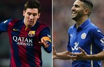 محرز يريد اللعب مع ميسي.. هل يستحق حمل قميص برشلونة؟