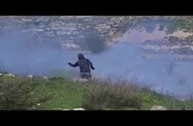 مواجهات مع الاحتلال الإسرائيلي خلال مسيرات في الضفة الغربية
