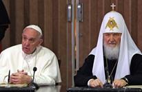 رأسا الكاثوليك والأرثوذكس يدعوان لحماية مسيحيي الشرق الأوسط