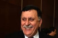 رئيس حكومة الوفاق الليبية يلتقي السفير الروسي في طرابلس