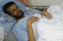 عباس يطلب تدخل كيري لدى إسرائيل للإفراج عن القيق