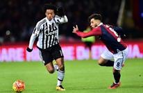 بولونيا يضع حدا لانتصارات يوفينتوس بالدوري الإيطالي (فيديو)