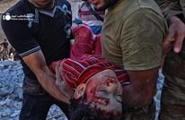 المرصد السوري يوثق مقتل 3400 طفل بغارات روسيا والأسد