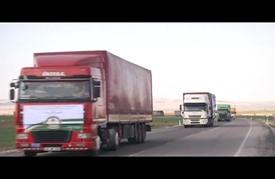 """مساعدات سعودية تصل السوريين في """"كلس"""" التركية"""