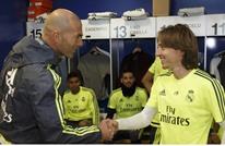 """""""مودريتش العجوز"""" يقترب من تمديد عقده مع ريال مدريد"""