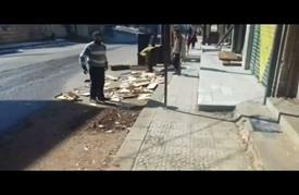 تفاقم الأوضاع الإنسانية السيئة في مضايا السورية