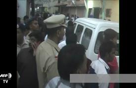 الشرطة الهندية تشتبه في اقدام رجل على قتل 14 من افراد عائلته